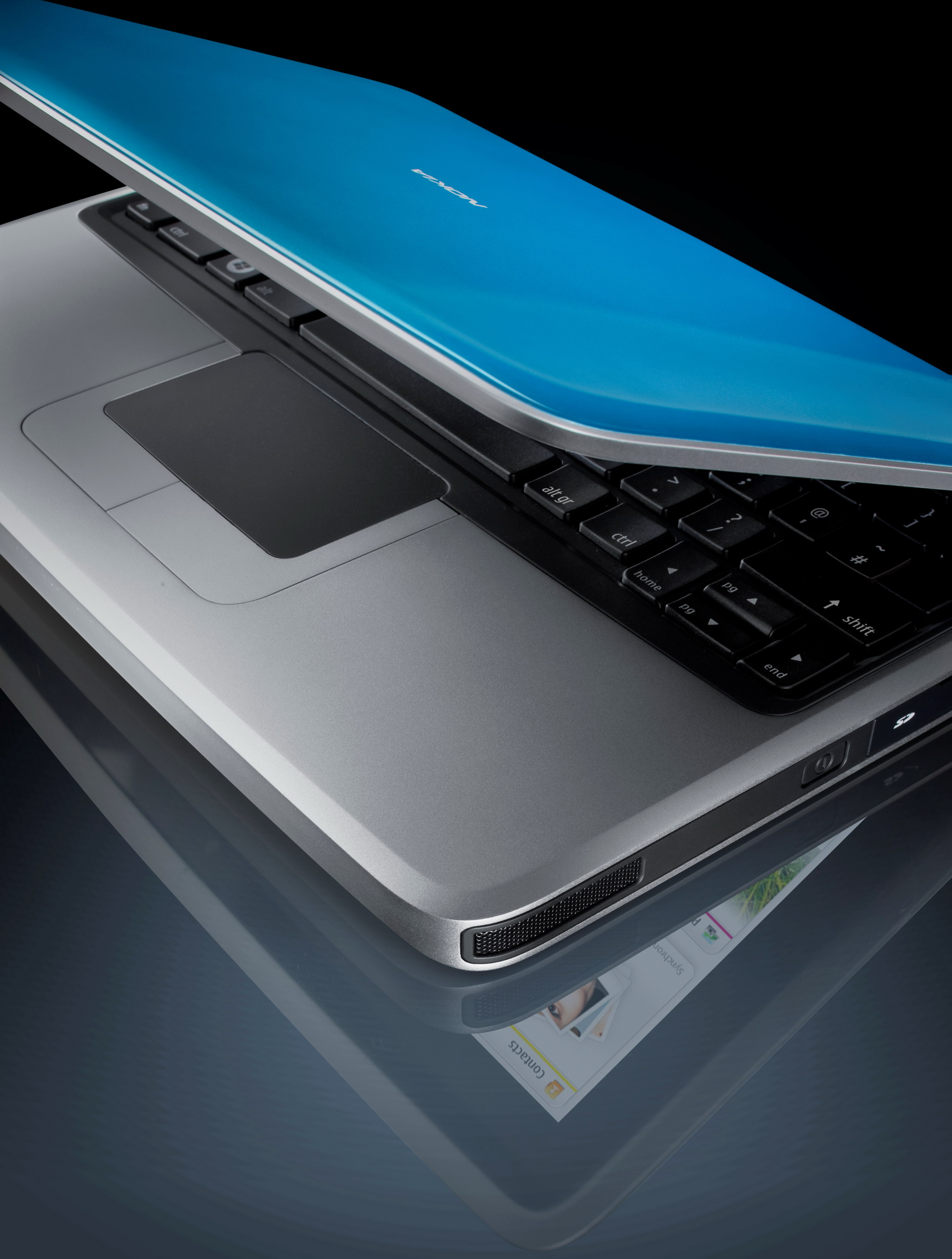 Nokia Booklet 3G包括3GHSPA和Wi-Fi 提供消費者高速上網.jpg