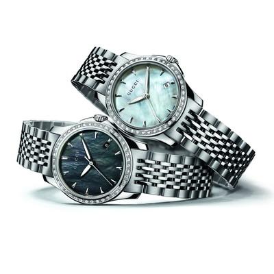 G-Timeless 27mm錶殼鑲嵌42顆美鑽 ($78000)-1.jpg