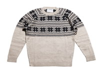 Pattern Sweater_White_front_11600元-1.jpg