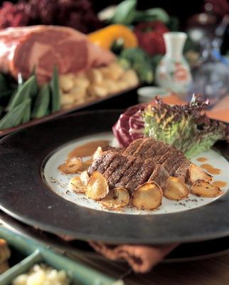 The Westin Taipei 六福皇宮-9999套餐-祇園鐵板燒牛排.jpg