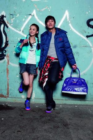 PUMA秋冬代言人藍正龍和陳意涵以不同造型演釋運動時尚品牌多元個性-1.jpg