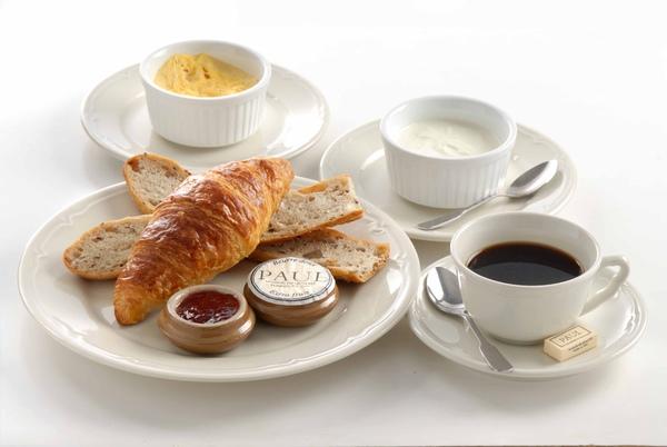 paul 巴黎人早餐