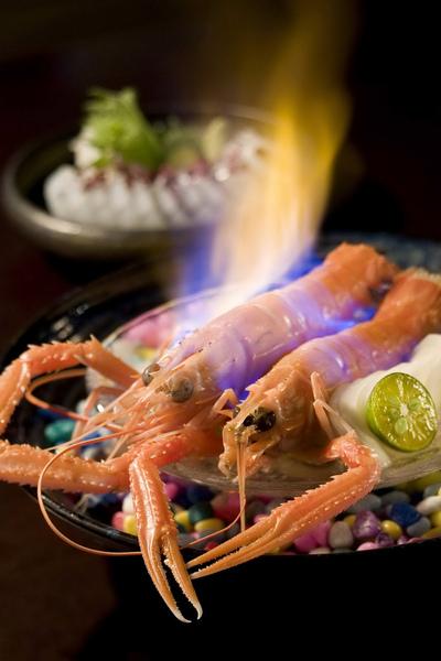 海壽司 夏季海洋新料理