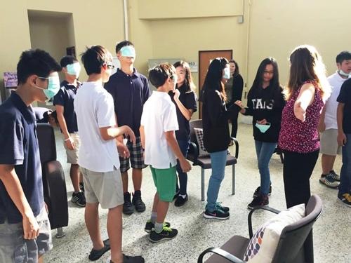 復臨國際學校福音週2