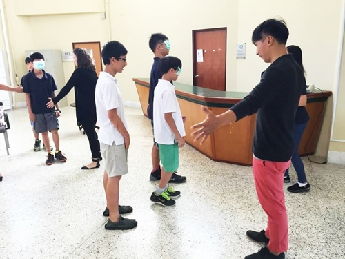 復臨國際學校福音週5