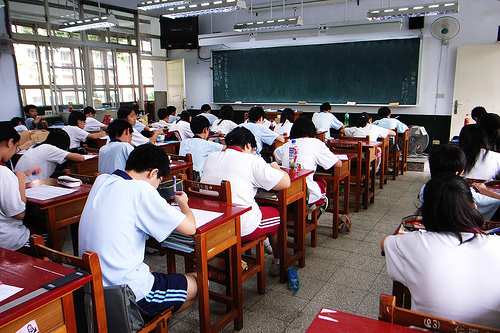 十二年國教免試入學
