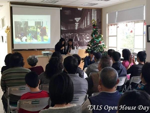 TAIS Open House Day3