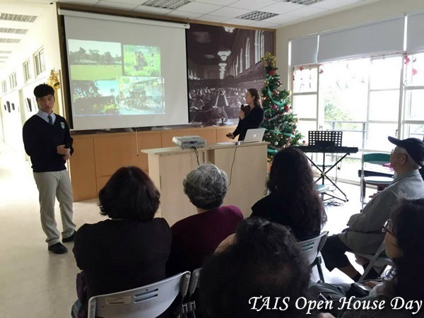 TAIS Open House Day4