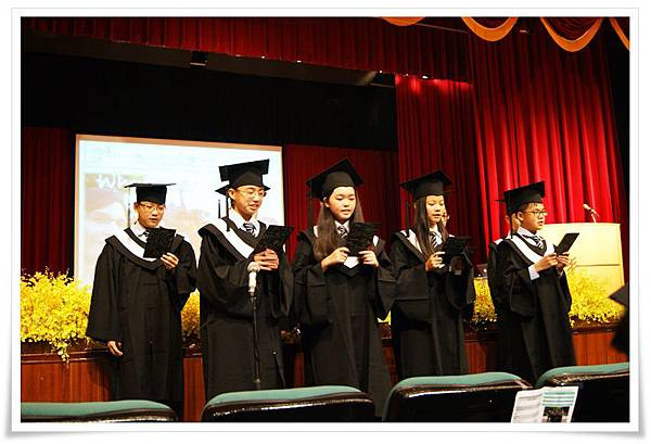 復臨-國際畢業典禮6