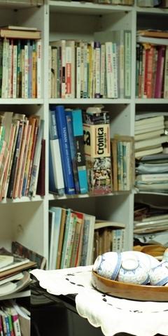 林老師畫室裡的一小隅.JPG