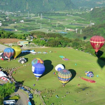 熱氣球嘉年華