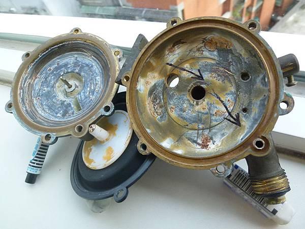熱水器水盤
