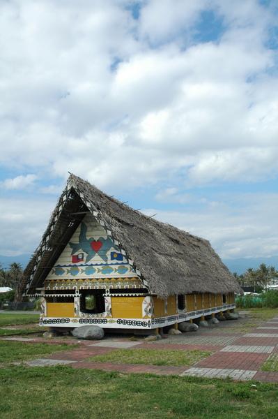 帛琉贈送的帛琉男人會館