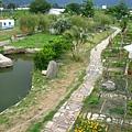 98年時園區水池