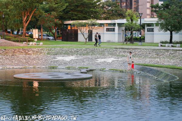 台中北屯|新都生態公園-生態池、陽光草坪、野餐、放風箏,親子同遊好去處