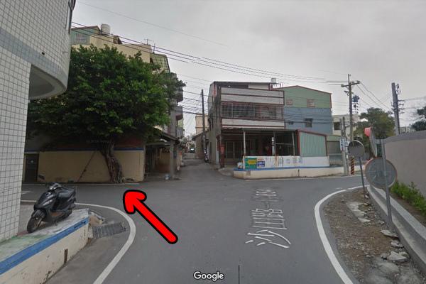 沙田路一段854巷大樹左轉(600x400)-2.jpg