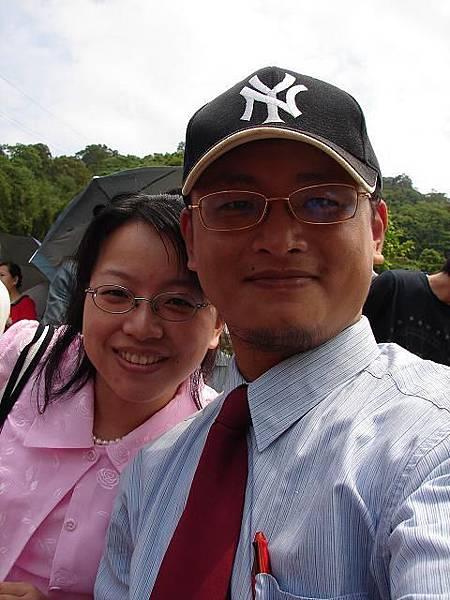 老婆與我.JPG