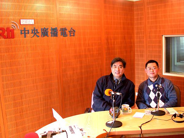 楊憲宏與王怡