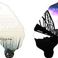 台灣美景-大樹舊鐵橋