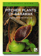 台灣蝕-食蟲書籍-A Pocket Guide Pitcher Plants of Sarawak