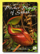 台灣蝕-食蟲書籍-A Guide to the Pitcher Plants of Sabah