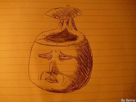 二齒豬插畫.JPG
