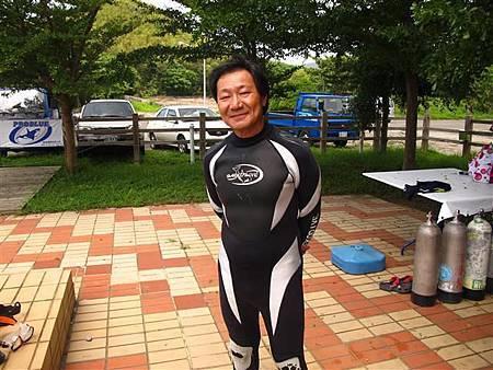 OW開放水域潛水員訓練