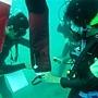 浮力袋練習