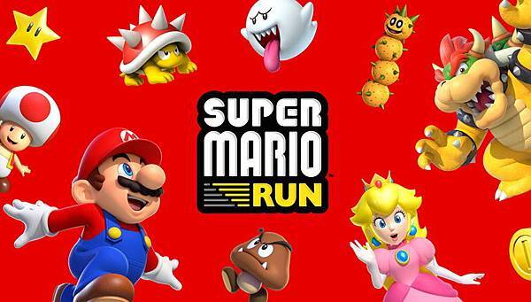 《Super Mario Run》