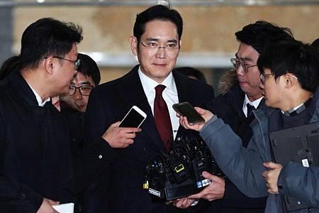 韓國法院批准逮捕三星李在鎔