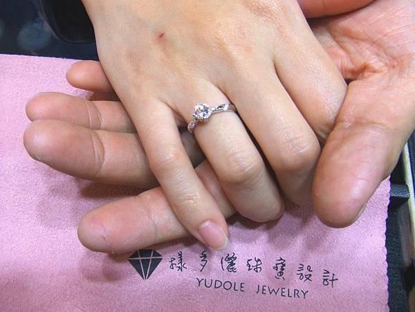 求婚戒指推薦5