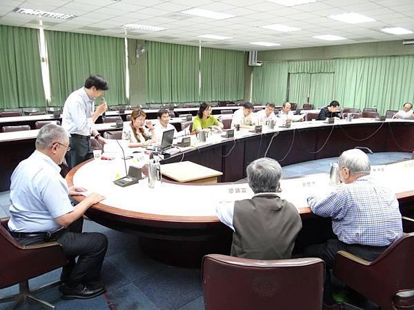 第二屆第三次監理事會議