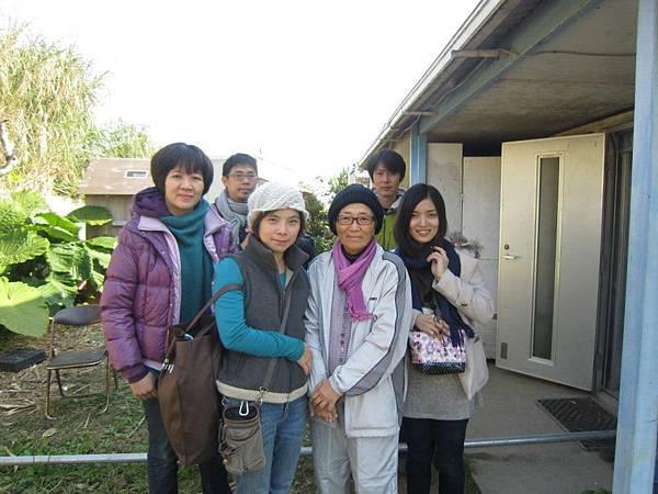 台灣海筆子沖繩高江小組拜訪沖繩高江20130129-2