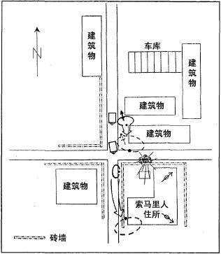 圖3:防禦陣地和爆破磚牆的位置.jpg