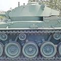 M24霞飛坦克(Chaffee) (3)