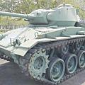 M24霞飛坦克(Chaffee) (9)