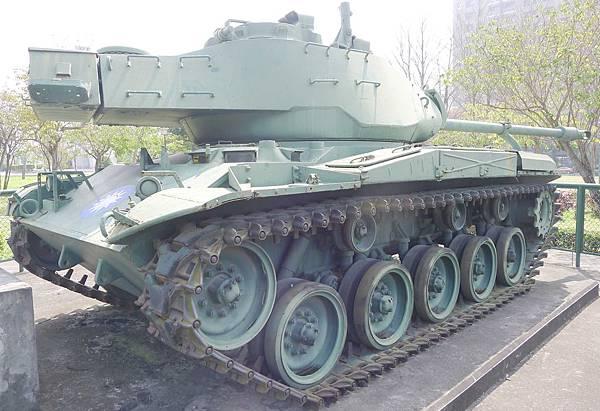 M41輕型坦克 (2)