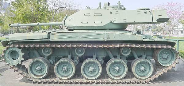 M41輕型坦克 (5)