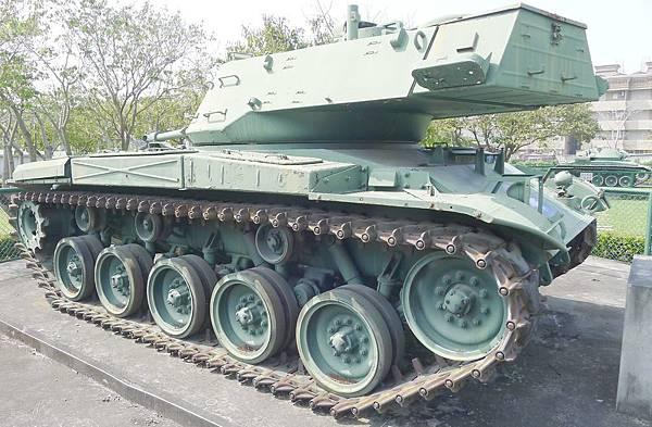 M41輕型坦克 (6)