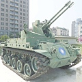 M42雙管防空砲車 (2)