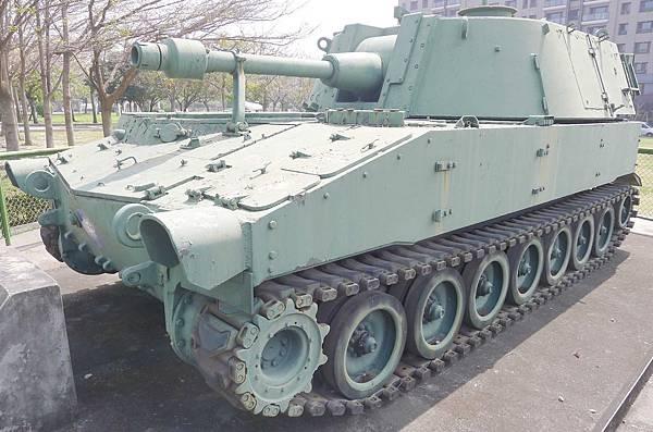 M108自走砲車 (2)