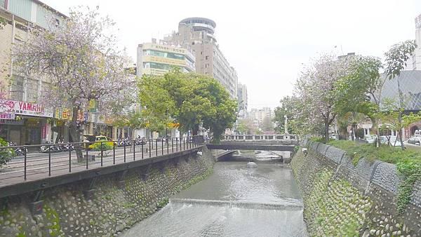 400台中市中山路與綠川橋梁:1898年新盛橋 (1)