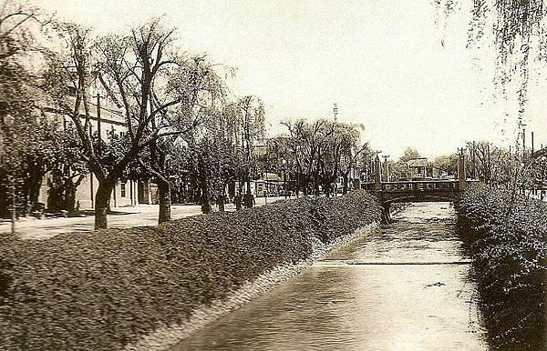 綠川及新盛橋
