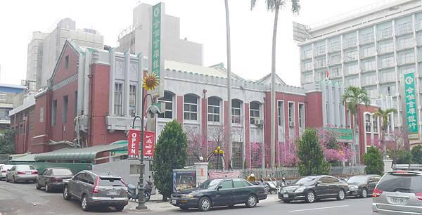 台中州立圖書館:400台中市中區自由路二段2號 (2)