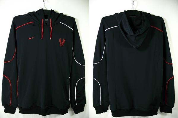 長袖 :NIKE Flight 黑紅運動衣-2.JPG