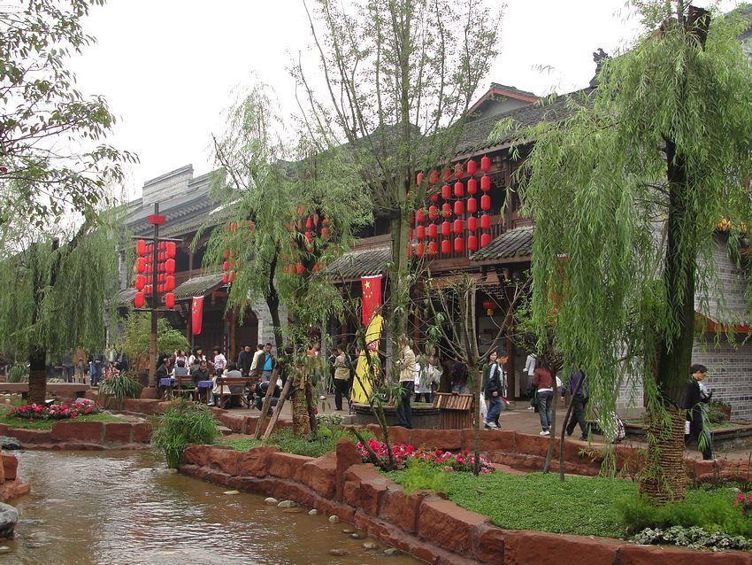 黃龍溪古鎮 - 6
