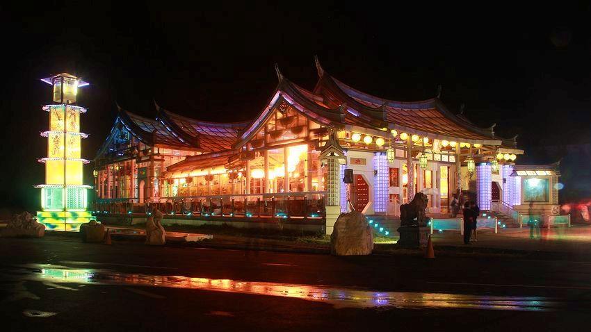 玻璃媽祖廟 - 850