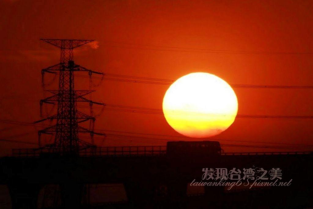 20201117夕陽