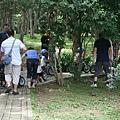 Pushbike進入森林瞜