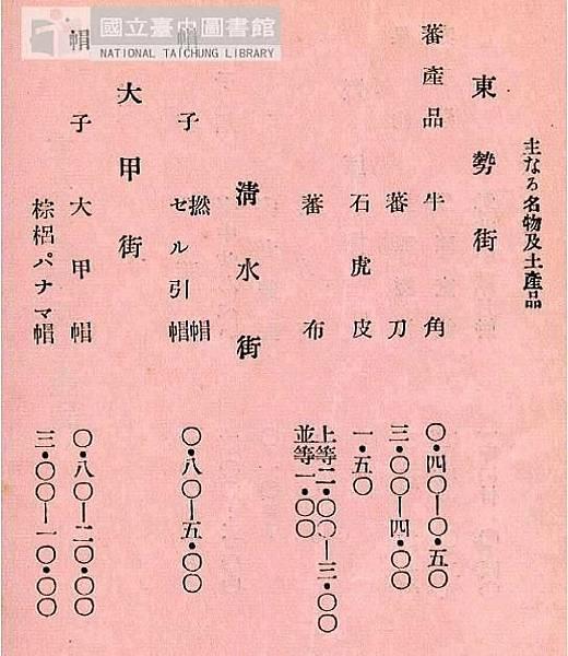 台中州廳 石虎皮